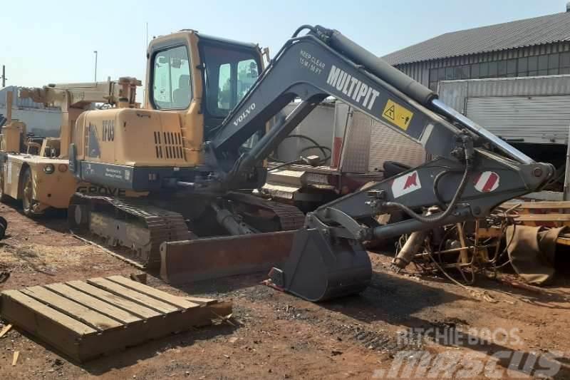Volvo EC55B 5 Ton Excavator