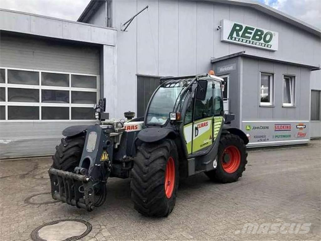 CLAAS SCORPION 7045 PLUS