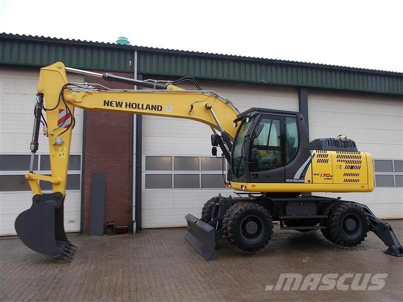 New Holland WE170B pro (NEW)