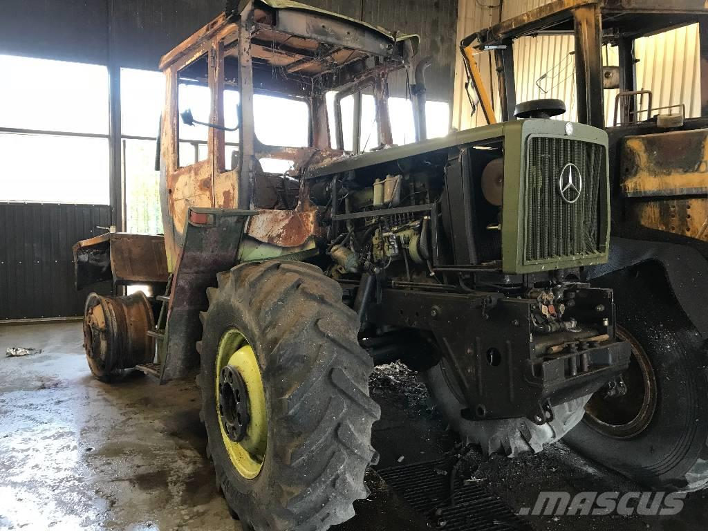 Mercedes-Benz MB Trac 1000 Dismantled for spare parts