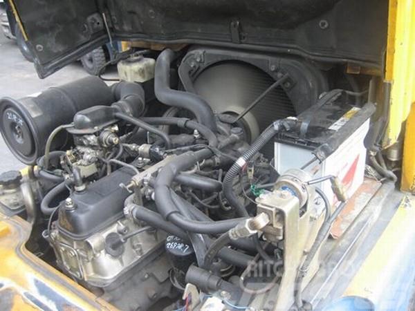 Toyota 42-6FG25, 1996, Kahveltõstukid - muud