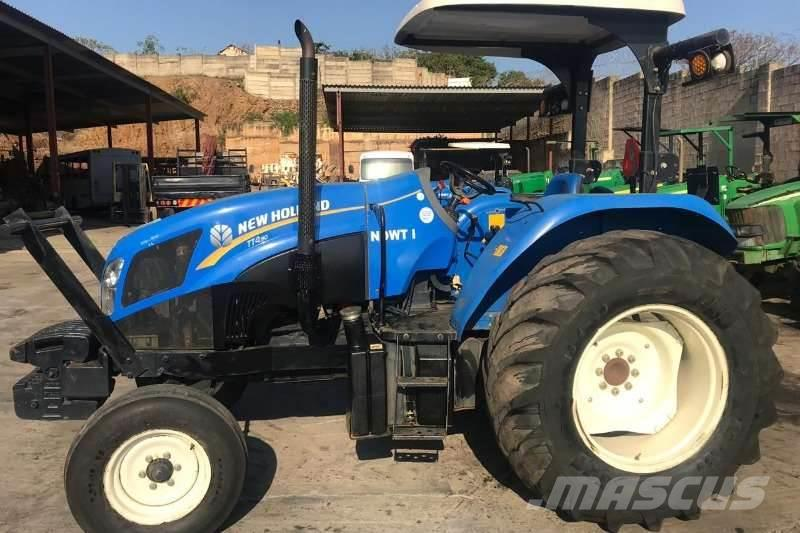 New Holland TT 4.90