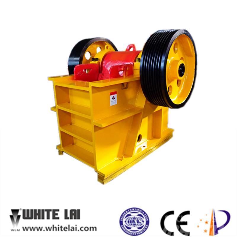 White Lai Primary Jaw Crusher PE-250x400