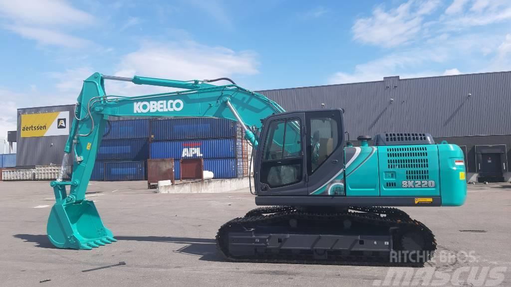 Kobelco SK 220-10 (unused - 4 pieces)
