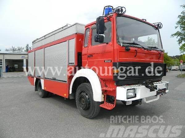 Iveco Magirus 120-23AW RW2 Rüstwagen 4x4 Feuerwehr