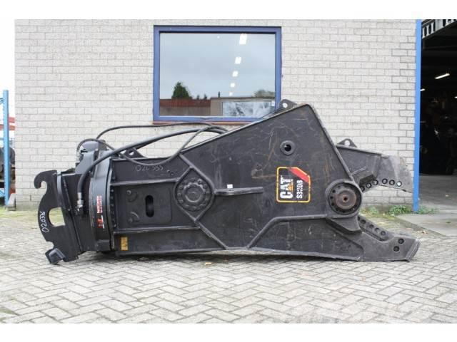 Verachtert Hydraulic metal scrap shear VHS30