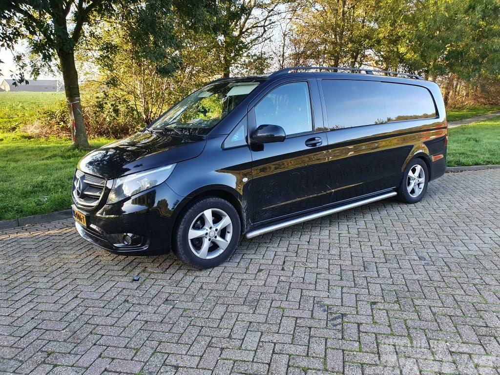 Mercedes-Benz Vito 111 CDI DC tuned