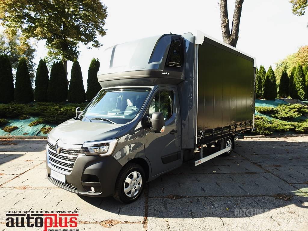Renault MASTER 10 PALETS LIFT WEBASTO A/C