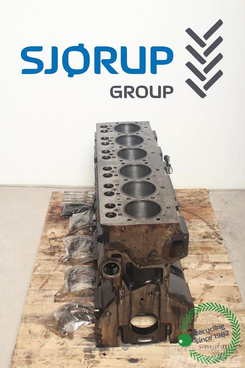 Valtra S280 Engine Block