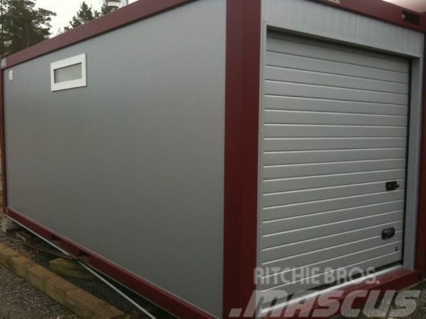 [Other] Ryterna 6x2,5 meter Ryterna Garagemodul 20 fot