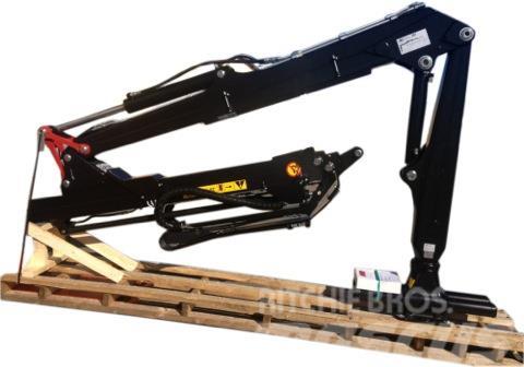 Loglift 51  żuraw  crane 810 b 810 c  810 d ,