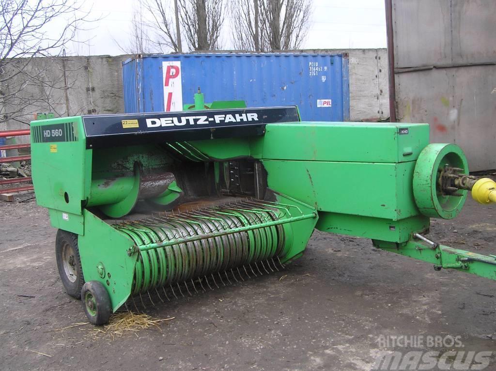 Deutz-Fahr HD560