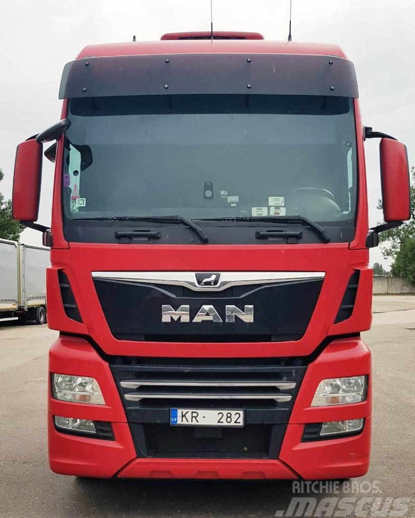 MAN TGX 18.500