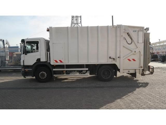 Scania P 230 GARBAGE TRUCK 162.000KM