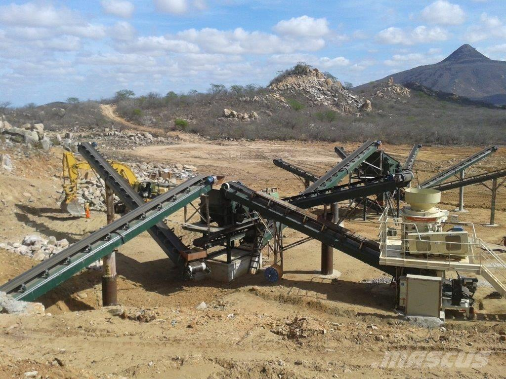 [Other] Babbitless Aggregate Crushing Plant