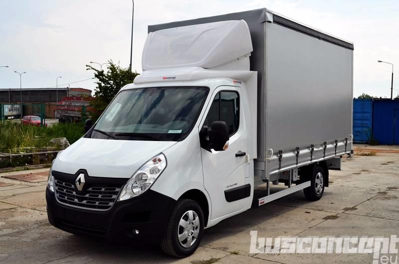 used renault master pickup trucks year 2018 price 30 589 for sale mascus usa. Black Bedroom Furniture Sets. Home Design Ideas