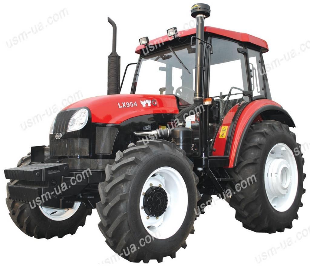 [Other] Трактор YTO LX954