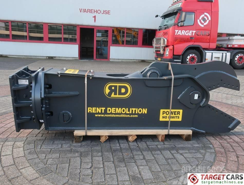 Rent Demolition RS18 Hydraulic Rotation Shear 21~28T NEW