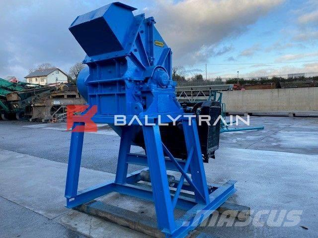 [Other] Mansfield 1B/SF Hammermill Crusher