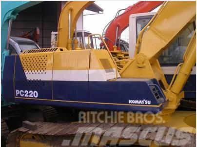Komatsu PC220-5
