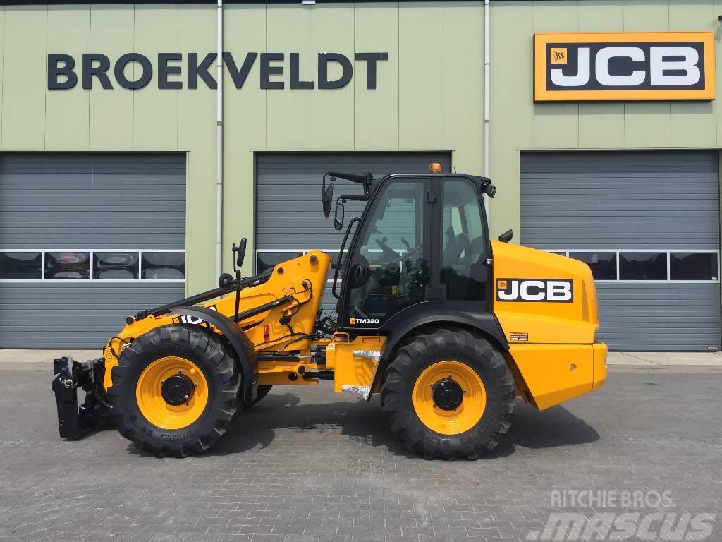 JCB TM 320 T4F
