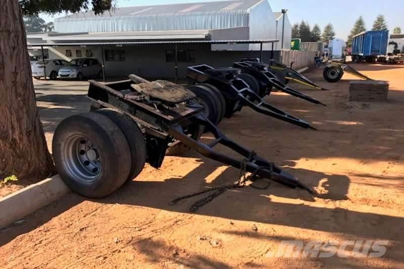 [Other] Other Multiple Single Axle Dolly trailers Availabl