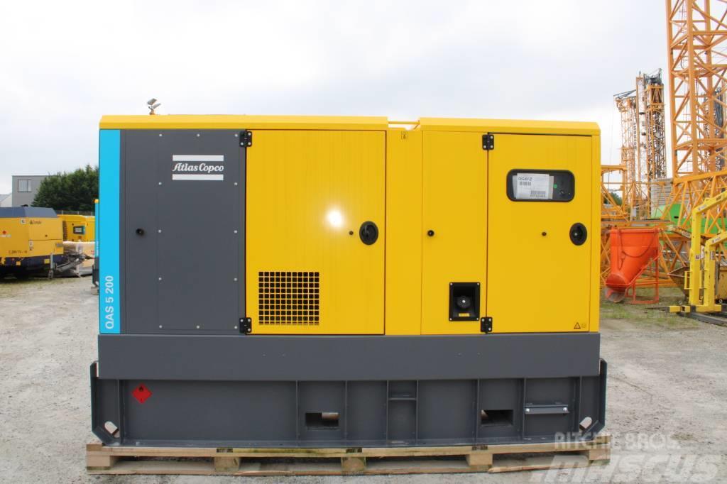 Atlas Copco Stromerzeuger QAS 5 200