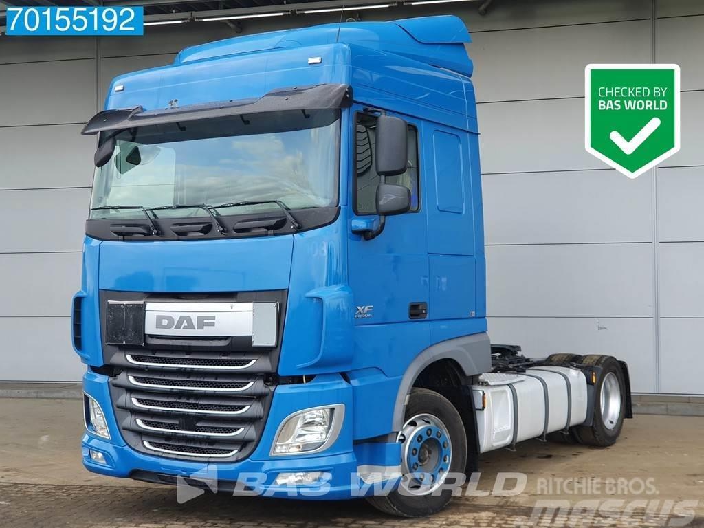 DAF XF 440 4X2 SC Mega Euro 6