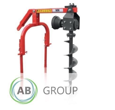 Bagramet Erdbohrer/Ground drill/Бур/Tariere