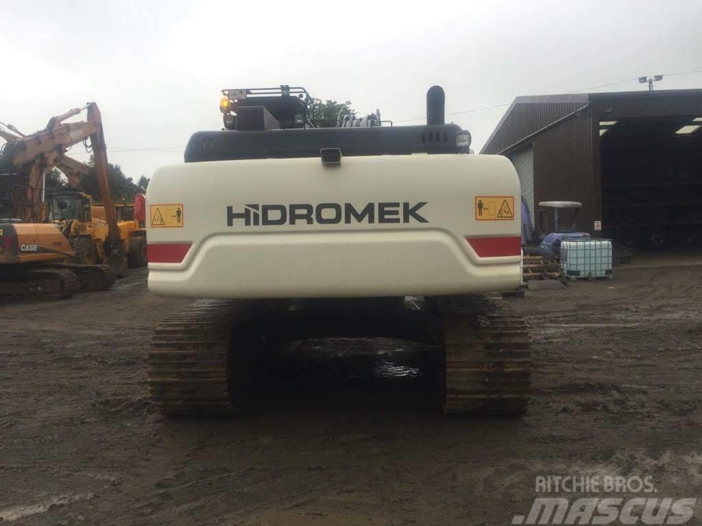Hidromek HMK 300 LC 2016 Crawler Excavators