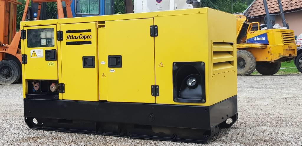 [Other] Agregat Atlac Copco QAS 40