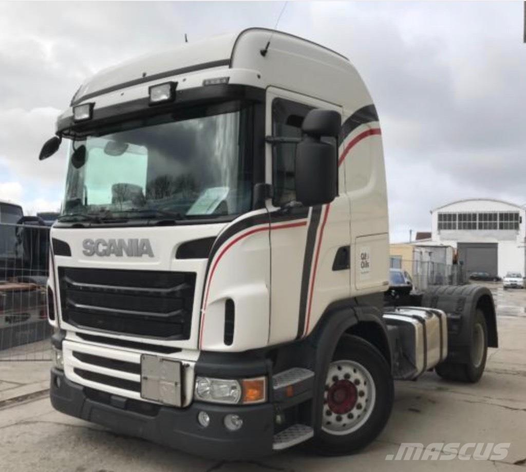Scania G 420 4X2 MNA CG19H