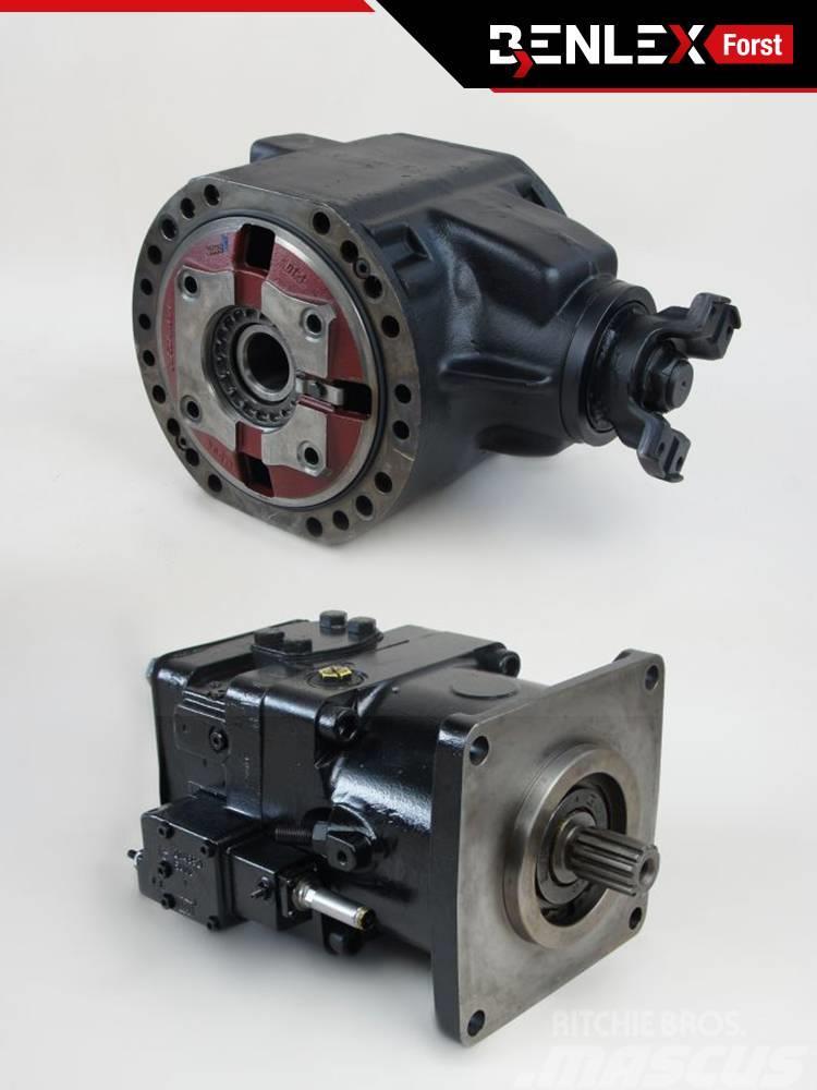 [Other] Arbeitspumpen, Fahrpumpen & Fahrmotor Differential