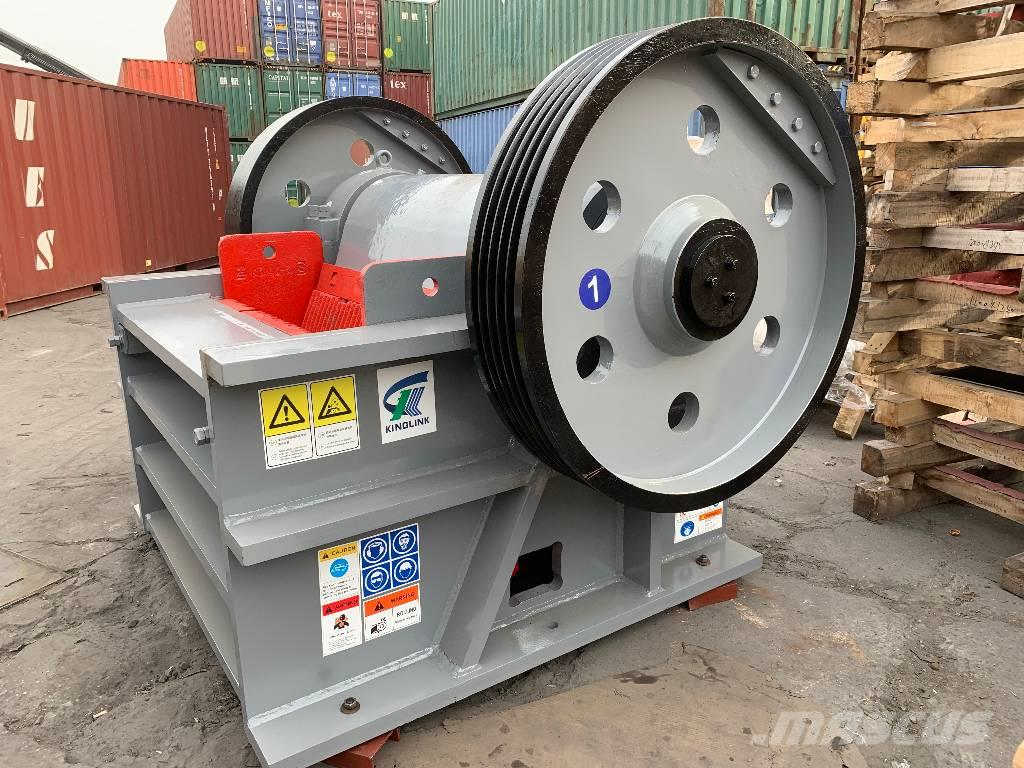 Kinglink Jaw Crusher PEX-300x1300
