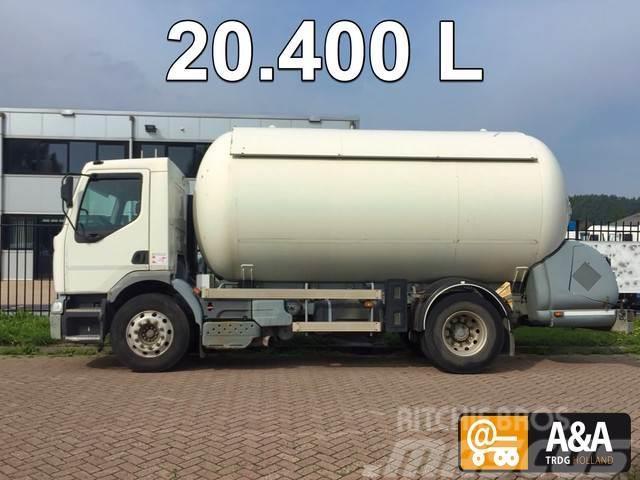 Renault Premium 250 4x2 LPG GPL PROPANE (BUTANE) GAS GAZ 2