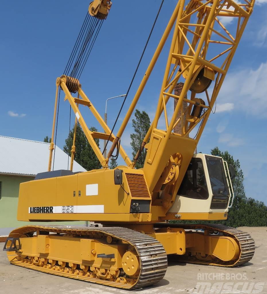 Liebherr HS 853 HD