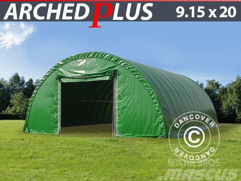 Dancover Storage Shelter 9,15x20x4,5m PVC, Telthal