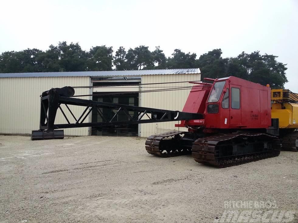 Link-Belt LS-108B Raupenkran / Crawler Crane