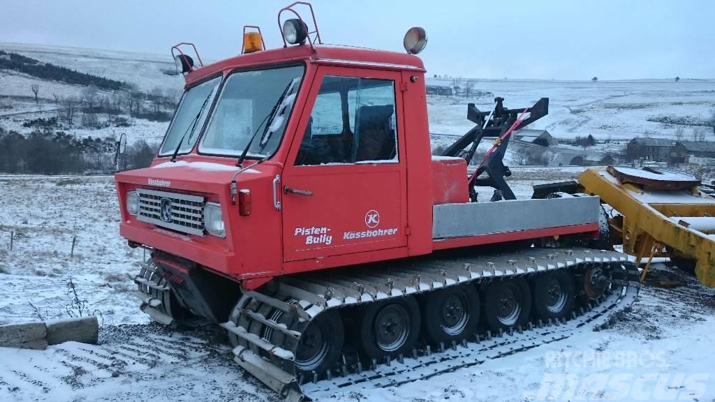 Kässbohrer PB145 diesel