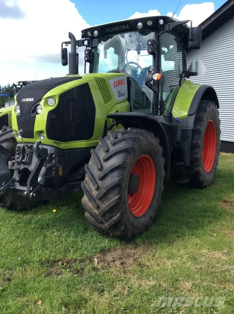 CLAAS 810 CMATIC