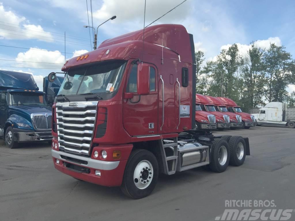 Freightliner Argosy 6х4