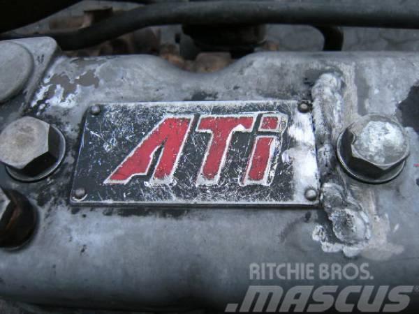 DAF WS 295 M ATI / WS295M ATI, 1988, Motorer