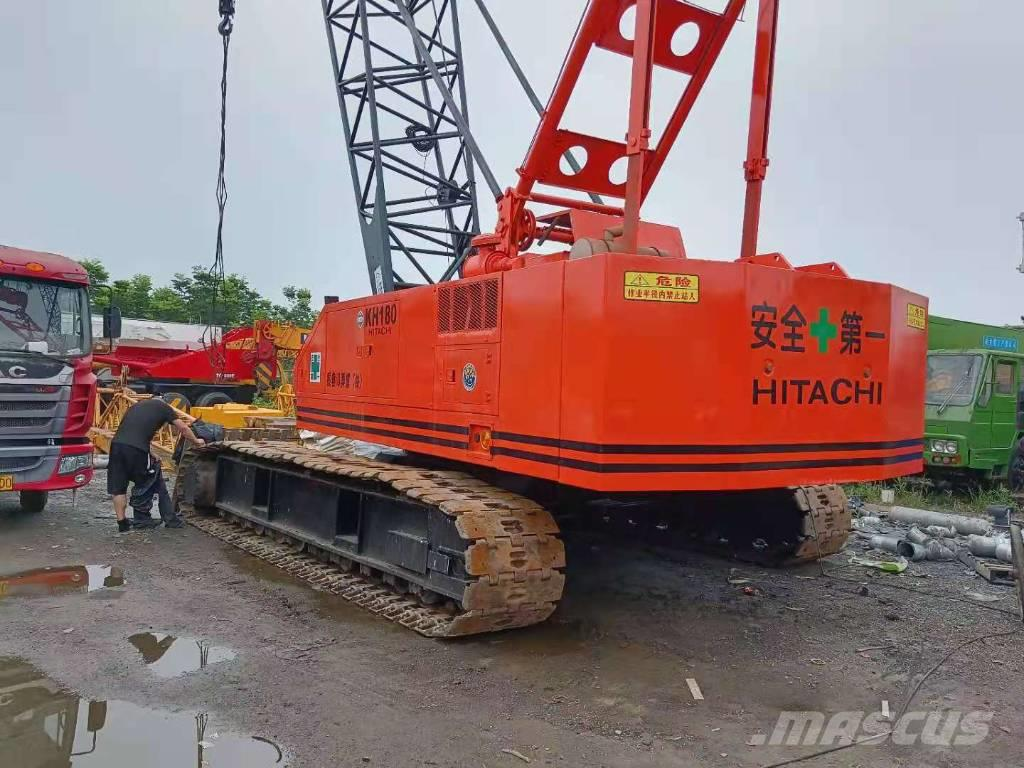 Hitachi KH 180 Crawler crane