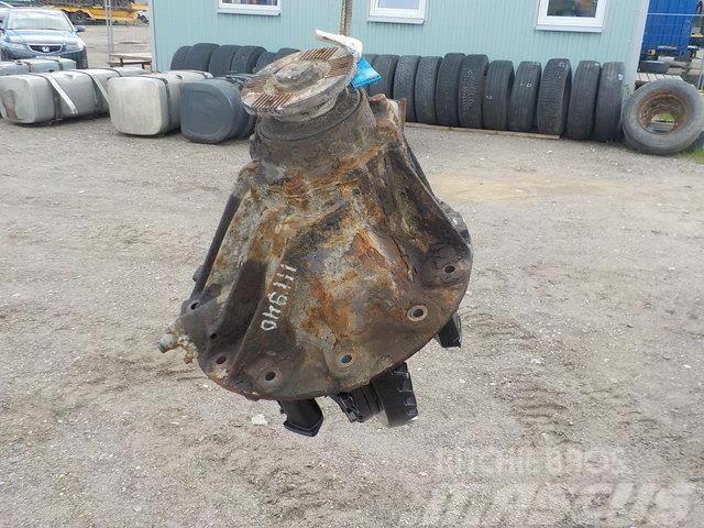 MAN TGA Rear axle differential 81350106133 81350106132