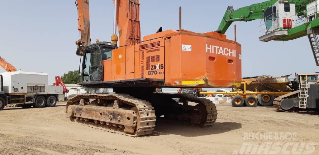 Hitachi ZX 870 LCH-5 G