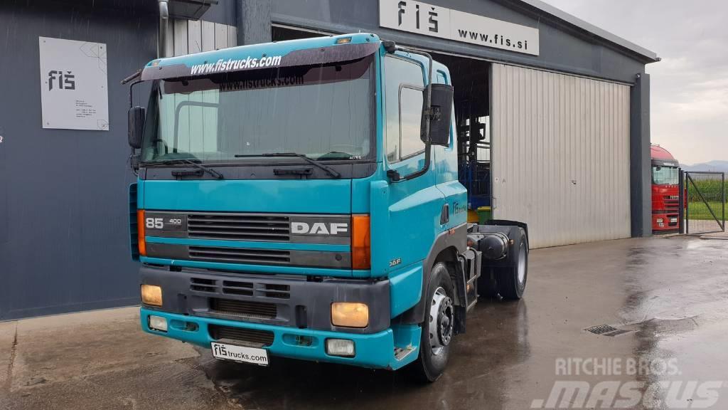 DAF CF 85.400 ATI 4x2 tractor unit - perfect