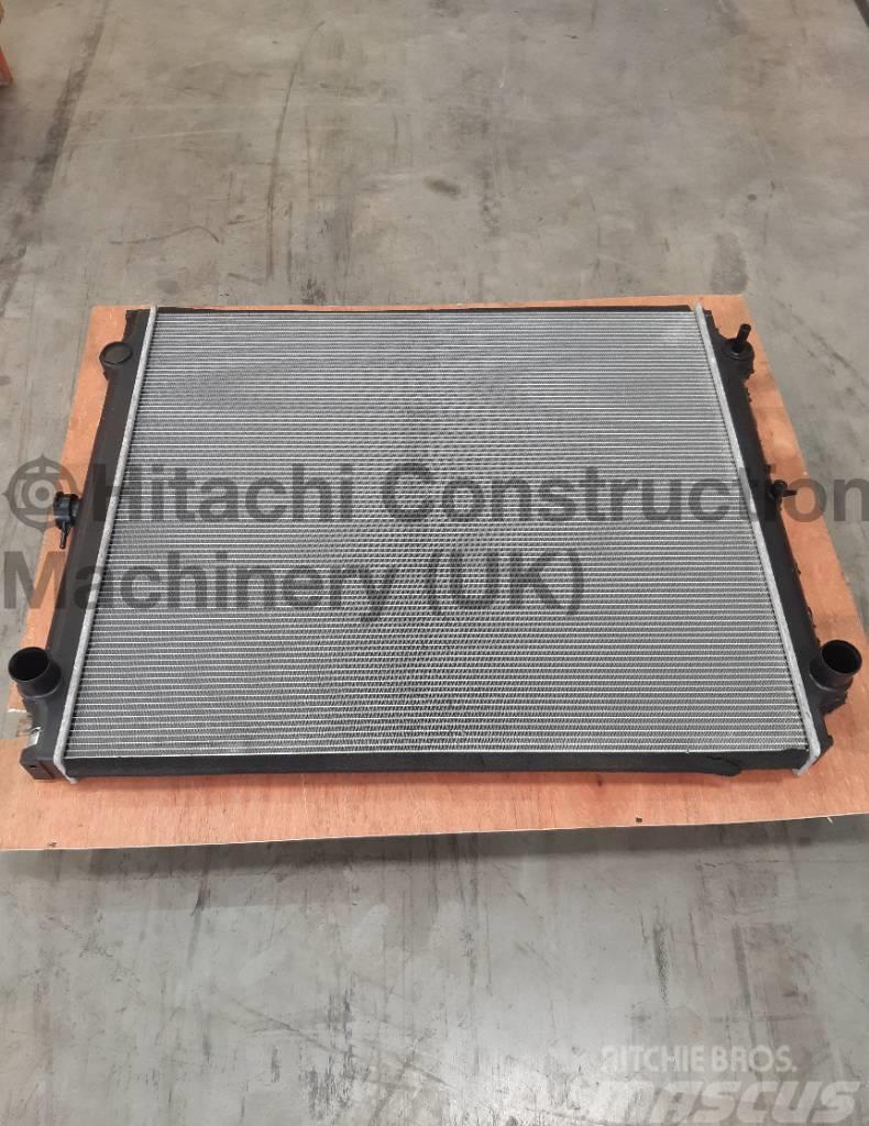 Hitachi ZX140W-6 / ZX145W-6