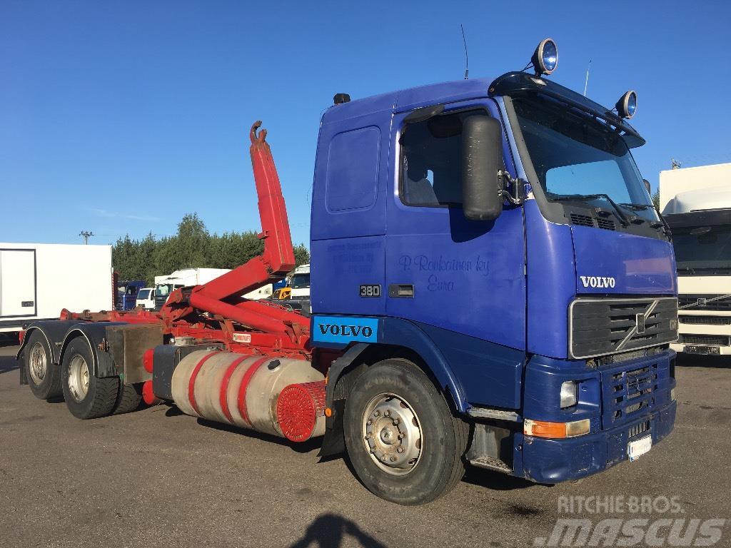 Volvo FH12 6x2