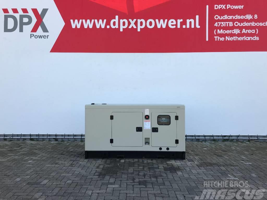 Ricardo R4110ZD - 75 kVA Generator - DPX-19707