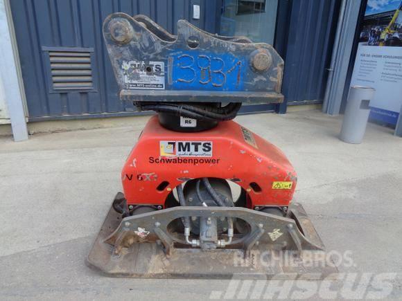 MTS Anbauverdichter V6 X1 R6 VA